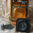 KMART Lumen Illuminated Ammeter Gauge 60 Amp Unused Old