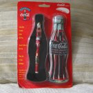 COCA COLA Roller Ball 2 Pens in Tins Refillable Unused