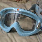 SPY Motocross Motorcycle Lite Blue Racing Goggles Used