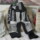 ONeal Method Motocross Pants Used Sz 12 14 Black Grey