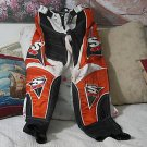 SIMPSON GS3 Motocross Racing Pants Orange Sz 28 Used