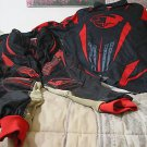 THOR MX Motocross Pants 36 and Shirt Size L Red Black