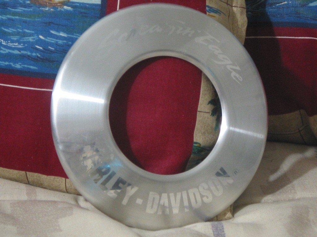 HARLEY DAVIDSON Screamin Eagle Insert Emblem Air Filter