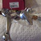 KWIKSET Handleset Deadbolt Door Knob Lock Handle Unused