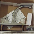 FREEDOM 200 Kitchen Sink Faucet 2 Handle Chrome Unused