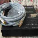 HD BASICS Precision Audio Cable 6 ft Stereo RCA Male