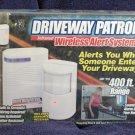 DRIVEWAY PATROL Infrared Wireless Alert System Sensor