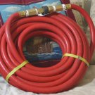 VALLEY INDUSTRIAL 50 ft Air Hose 300 PSI Quick Release