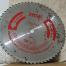 RYOBI 16 X 1 Smooth Cut Off Circular Saw Blade 60T