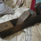 WOOD PLANE Antique Wooden Obontz Tool Company No 13