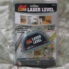 QUIK LINE LASER LEVEL Plus Tilt Base New in package