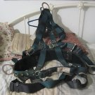 FALL TECH Construction Safety Harness XL Belt Used