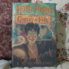 HARRY POTTER And The Goblet Of Fire Hardback Book 2000