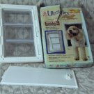 IDEAL PET PRODUCTS Ultra Flex Medium Dog Doggie Door Unused