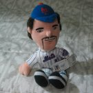MIKE PIAZZA New York Mets 1999 Plush Character Doll Used