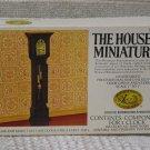 XACTO HOUSE OF MINIATURES Tall Clock 1976 No 40018