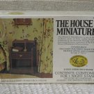 XACTO HOUSE OF MINIATURES Night Stand 1976 No 40012