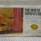 XACTO HOUSE OF MINIATURES Candle Stand 1976 No 40013