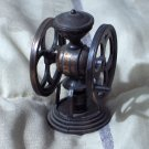 DURHAM Miniature Dollhouse Metal Furniture Unmarked Coffee Grinder