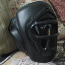 BUSHIDO Caged Head Gear Padded Martial Arts Mask Used