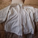 MARTIAL ARTS Uniform Shirt Small Kids Size Used