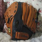 WILSON Baseball Glove 12in A0502 P12 Lefty Kids Unused