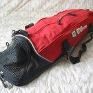 WILSON Baseball Gear Bag Bat Ball Glove Accessories
