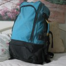 EMS BACKPACK Internal Frame Aqua Blk Camping Used