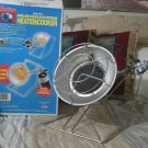 CENTURY Propane Heater Stove Infra Red Camping Used