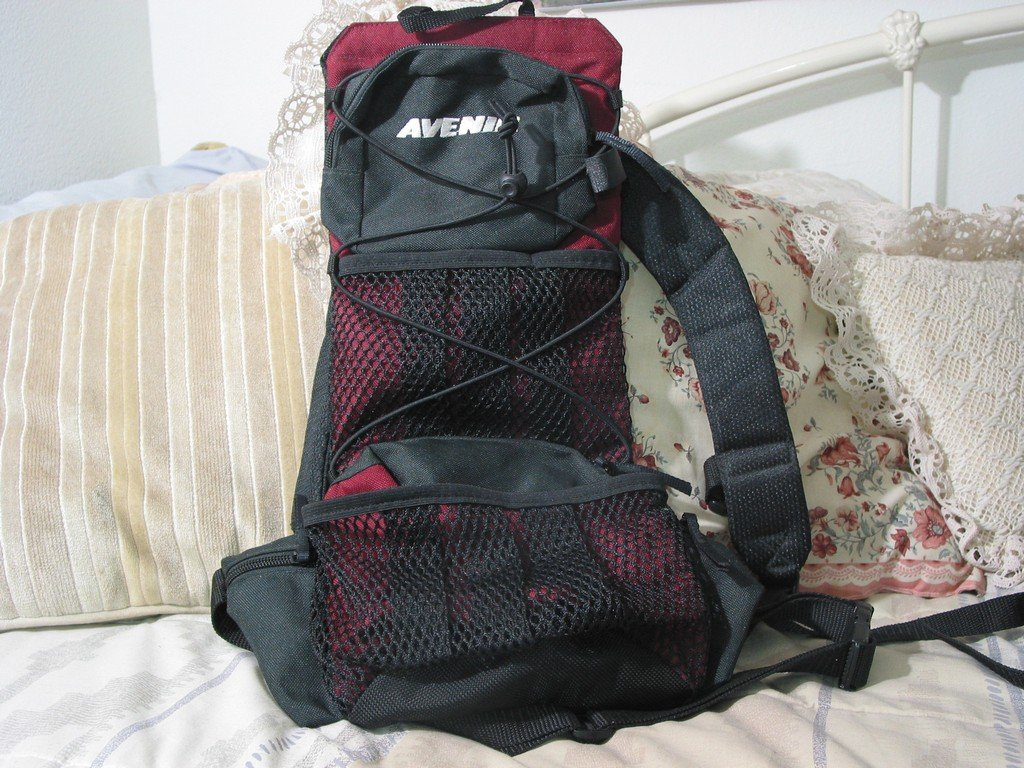 AVENIR Hydration Backpack Cycling Camping, Hiking Used