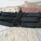 PAINTBALL 6 POD Pocket Belt Black Waist Pack Used
