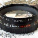 YASHIKOR Y506 Aux Telephoto 1:4 Camera Lens