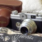 ARGUS C Four 35mm Camera Photograph Photo Vintage