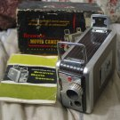 KODAK Brownie 8mm Movie Camera Original Box Pamphlet