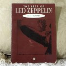 LED ZEPPLIN For Trumpet Music Song Book Sheet Music