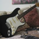 FENDER Squier Stratocaster Bullet Guitar Needs Work