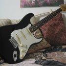 FENDER Squier Stratocaster Bullet Guitar Needs Work