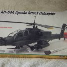 AH64A APACHE Attack Helicopter Model Kit Testors 1/72