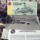 KAMOV KA25B Russian Military Helicopter Model Kit 03058 Airfix 1/72
