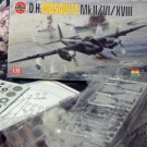 DH MOSQUITO MK British Military Airplane Model Kit 03019 Airfix 1/72