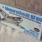 GUILLOWS Messerschmitt BF109 Balsa Wood Airplane Model Kit