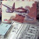 MESSERSCHMITT ME 262 Military Airplane Model Kit 1 72