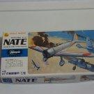 NATE Nakajima ki-27 Japanese Military Airplane Model Kit 1/72 Hasegawa