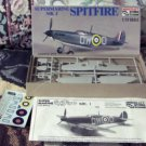 Spitfire MK1 British Military Airplane Model Kit 1099 Minicraft / Hasegawa 1/72