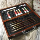 ROYAL LANGNICKEL Supreme Oil Brush Paint Set Used Art
