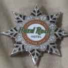 HARD ROCK Hotel Las Vegas 1995 Staff Christmas Pinback