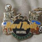 HARD ROCK Hotel Las Vegas 1999 Staff Halloween Pinback