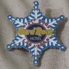 HARD ROCK Hotel Las Vegas 2003 Staff Christmas Pinback