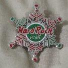 HARD ROCK Hotel Las Vegas 2004 Staff Christmas Pinback