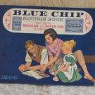 BLUE CHIP STAMP Empty Booklet 1200 Regular or Super 10